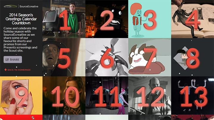 Festivus Calendar 2014