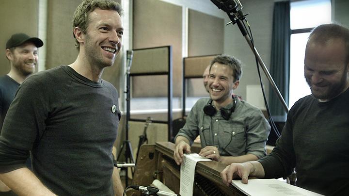 Coldplay got