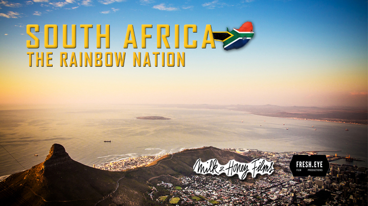 South Africa - The Rainbow Nation