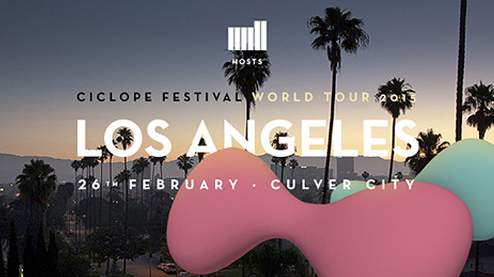 Ciclope Tour Hits Los Angeles