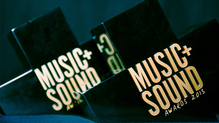 International Music+Sound Awards Winners Announced TODAY!