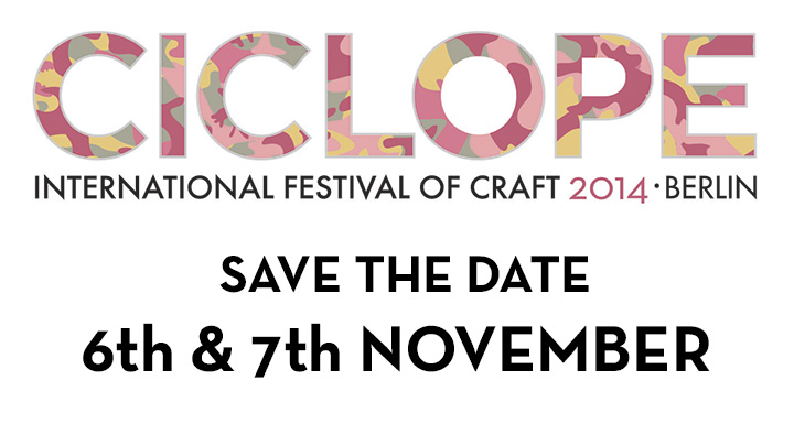 Ciclope Festival Berlin - Early Bird Discounts