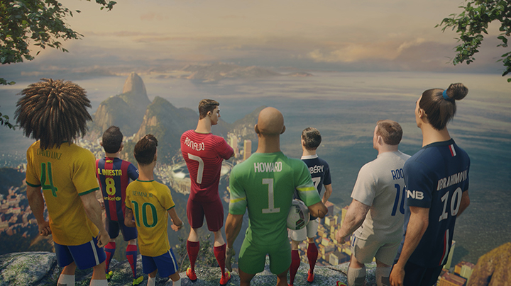 Nike And Passion Give The World Cup Its 'Last Game'