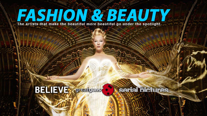 Fashion & Beauty Hit the Runway